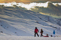 Горнолыжный курорт Сьерра-Невада
