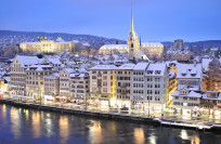 Рождество в Швейцарии 2017