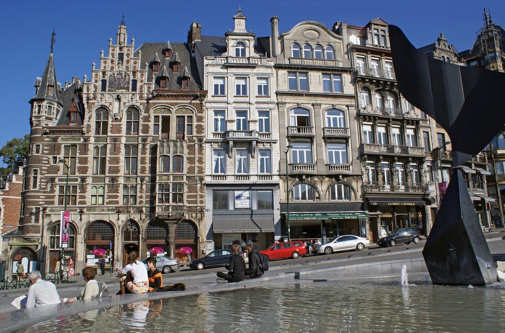 Когда лучше ехать в Бельгию