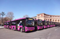 Транспорт в Армении