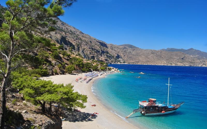 Греция в июле - погода и цены