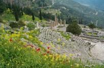 Греция в марте
