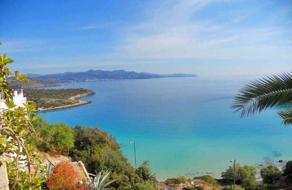 Остров Крит, погода летом
