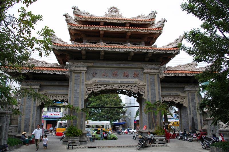 Пагода Лонг Шон