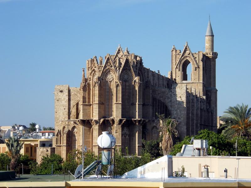 Собор Святого Николая, Кипр