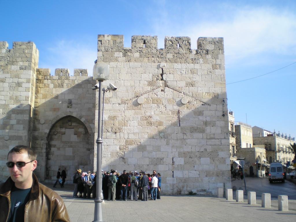 Стены Старого города, Иерусалим