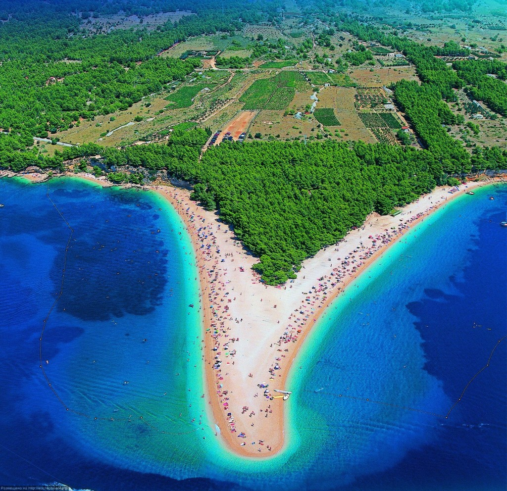 Золотой рог, Хорватия