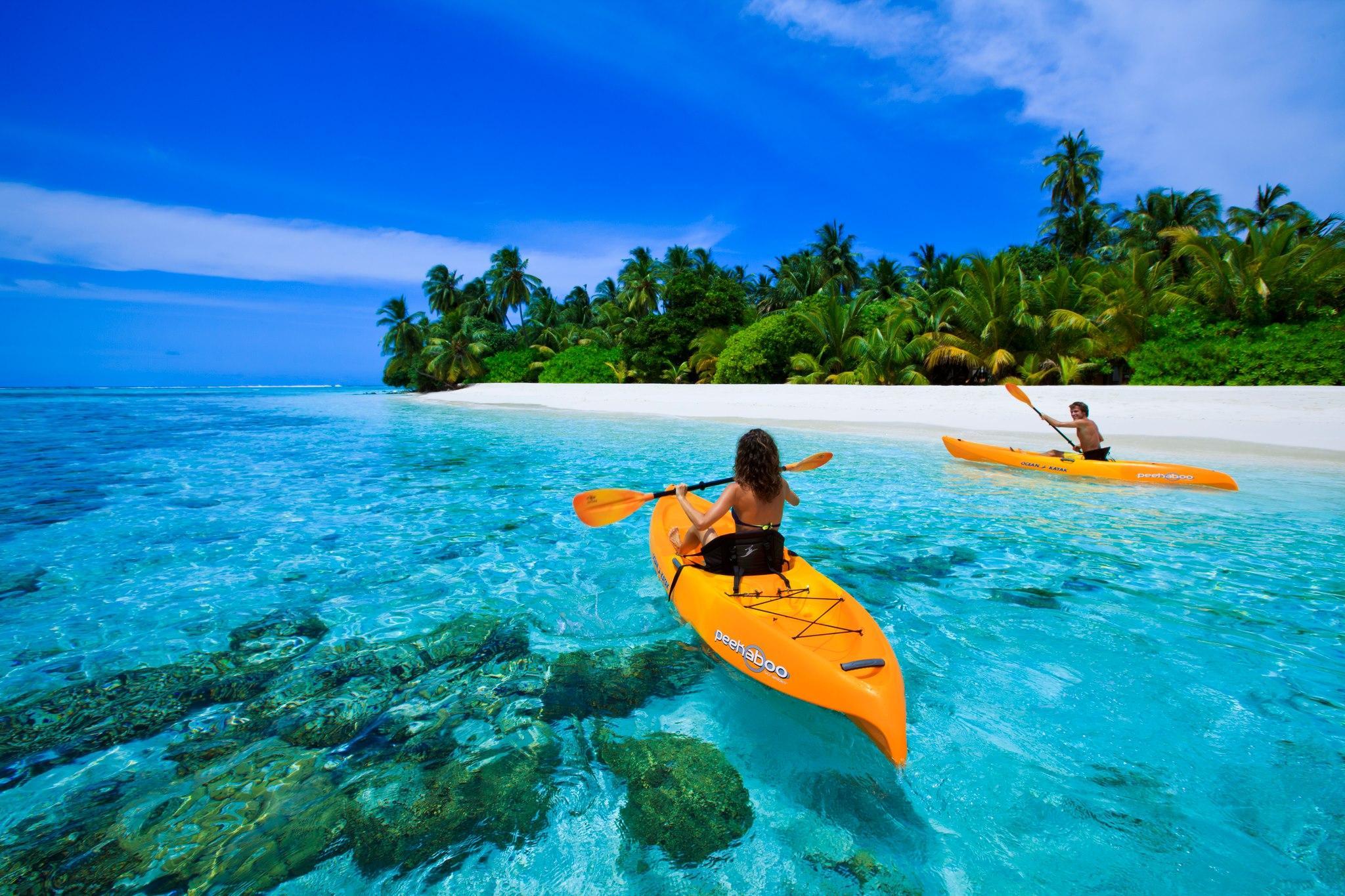 Отдых на Мальдивах в мае