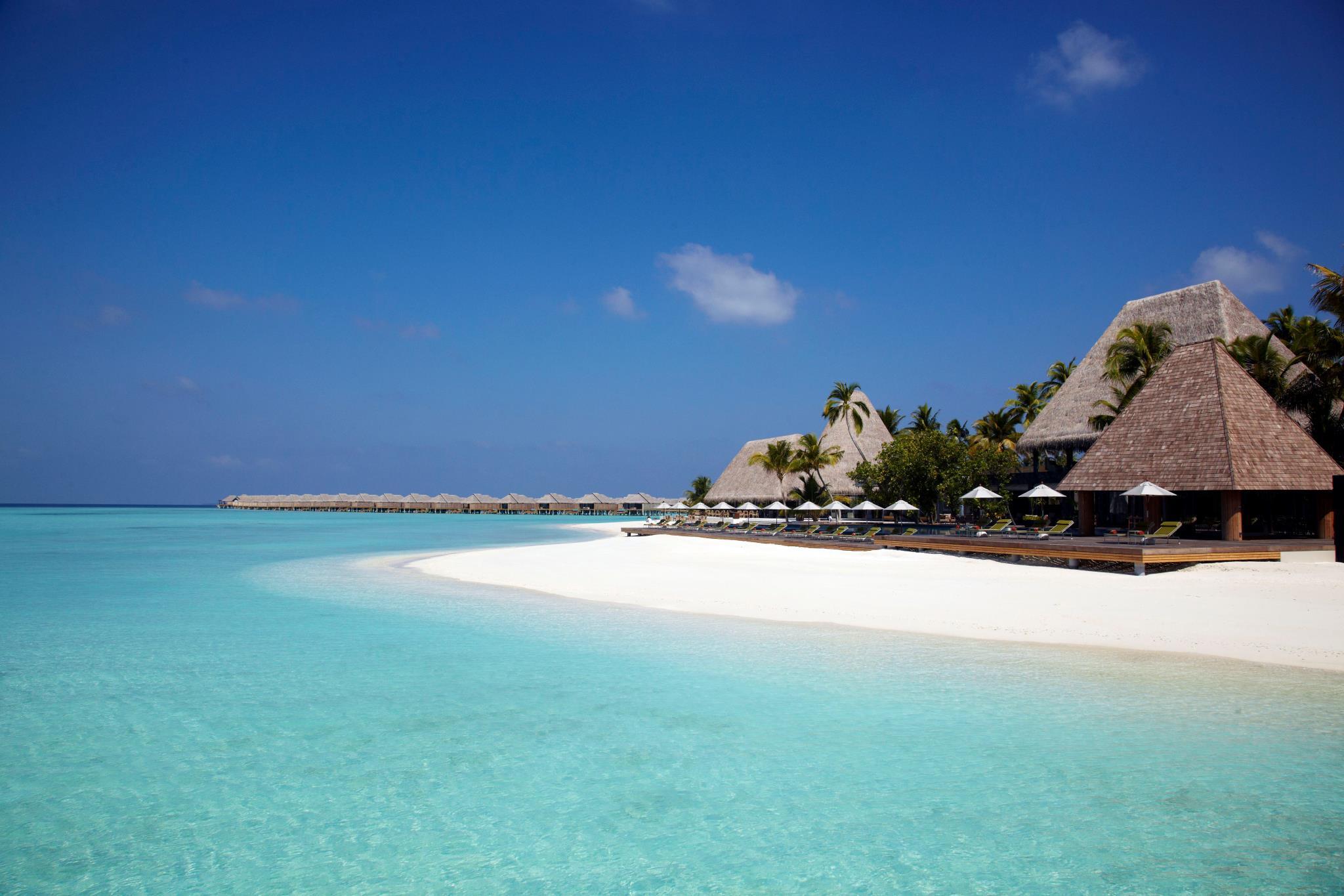 Погода на Мальдивах в мае