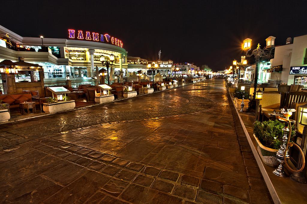 Naama Bay, Шарм-эль-Шейх. Фото: Robert Grabczewski / flickr.com