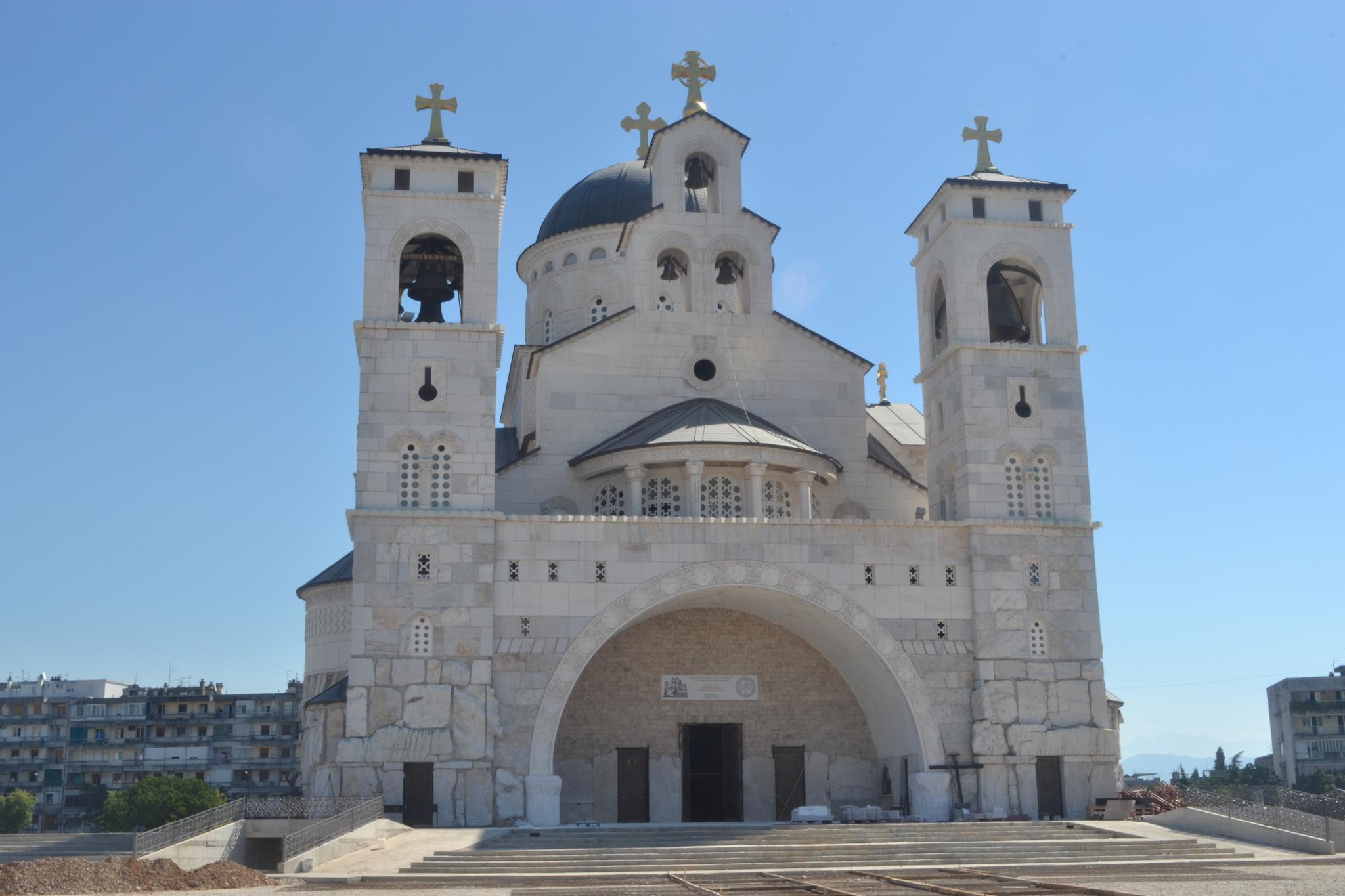 Монастырь в Подгорице. Фото: Paul Jeannin / flickr.com