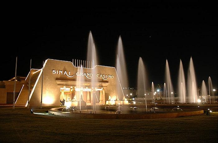 казино Гранд Синай