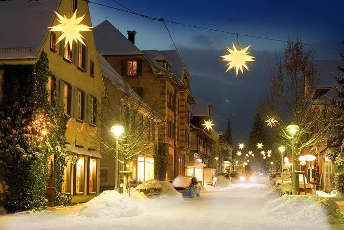 Новый Год, Германия