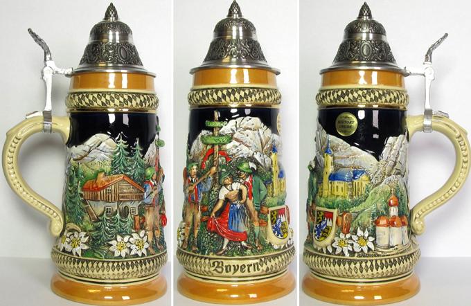 Пивная кружка Бавария