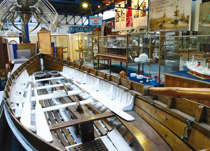 Морской музей Монако