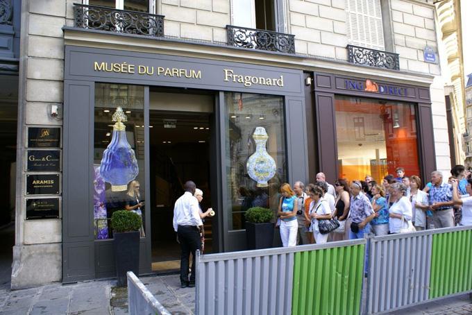 Музей и магазин «Фрагонар»