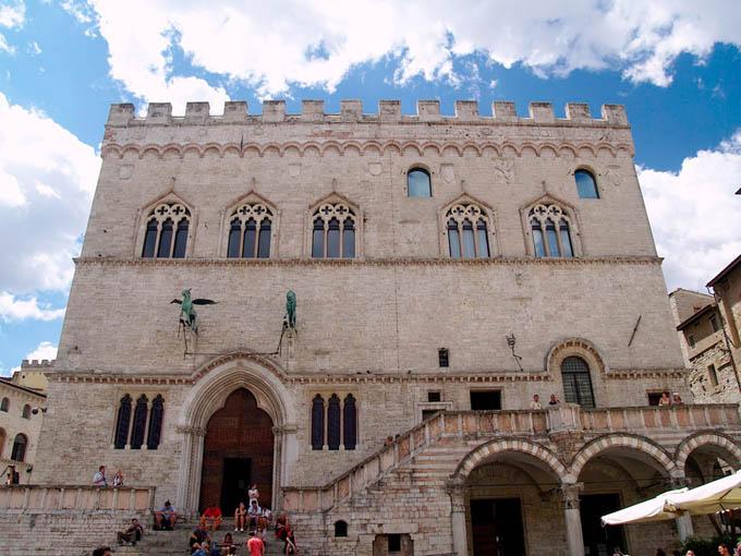 Умбрия: Национальная галерея, Перуджа, Италия