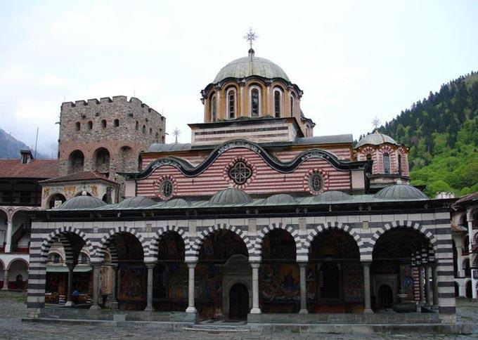 Монастырь Арат-Теке