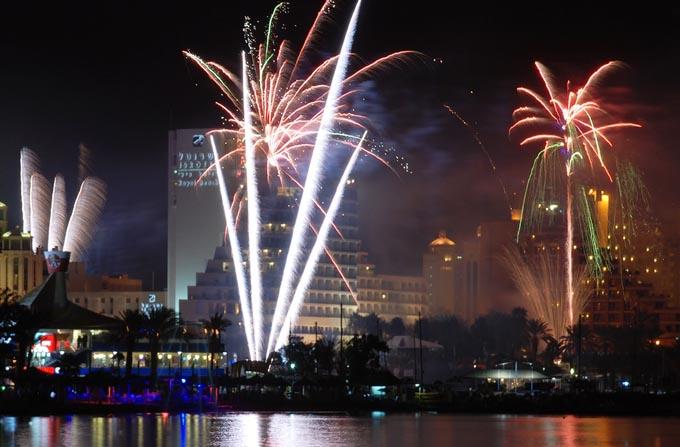 Новый год в Эйлате