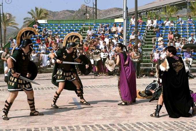 Пунический фестиваль, Картахена