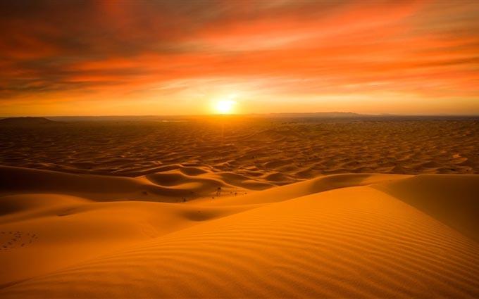 Пустыня Сахара, Марокко