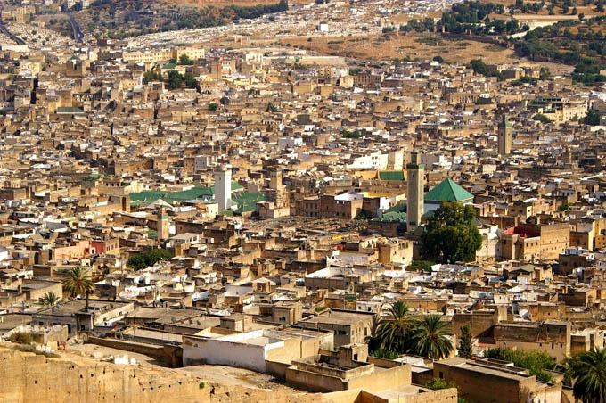 Старый город (Медина), Марокко