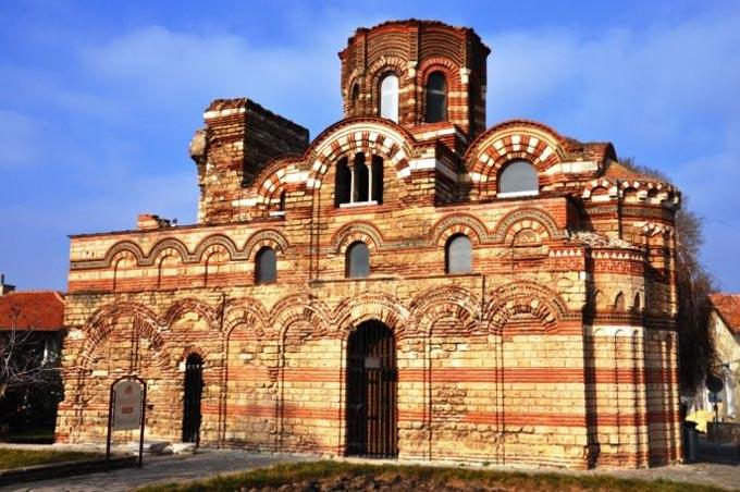 Церковь Пантократора