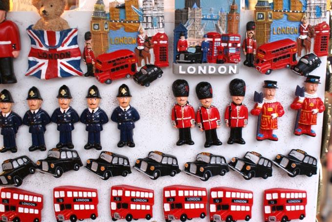 Что привезти из Великобритании: Типичные английские сувениры
