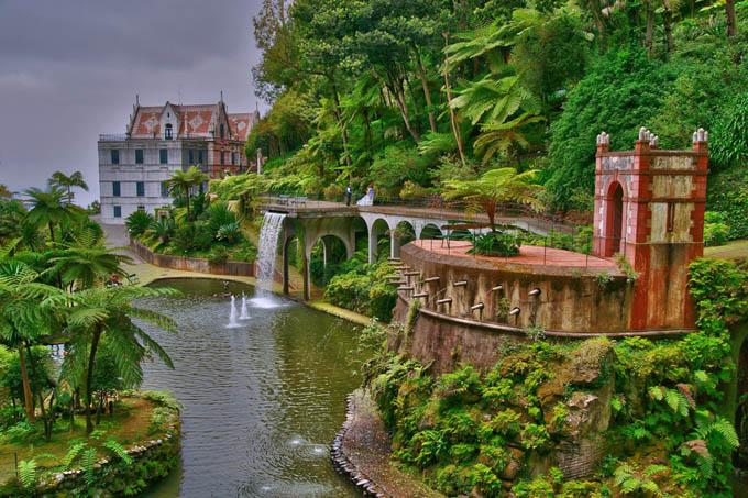 Дворец Монте, Мадейра