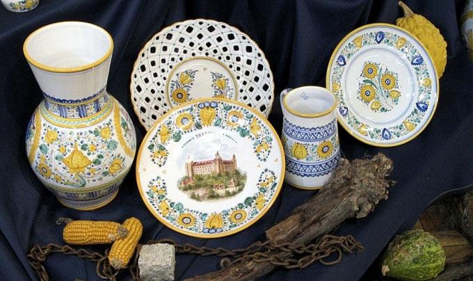 Модранская керамика