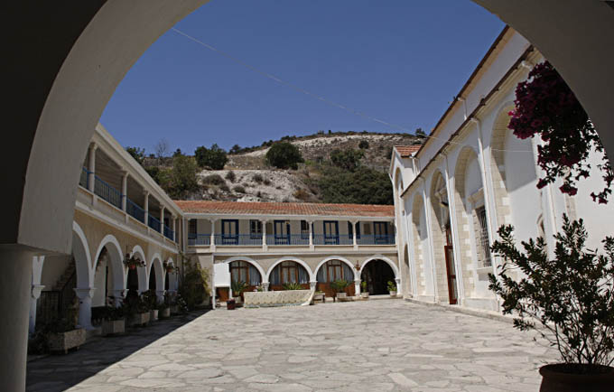 Монастырь Святого Георгия Аламану