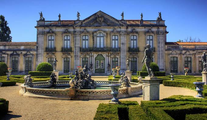 Национальный Дворец Келуш, Португалия