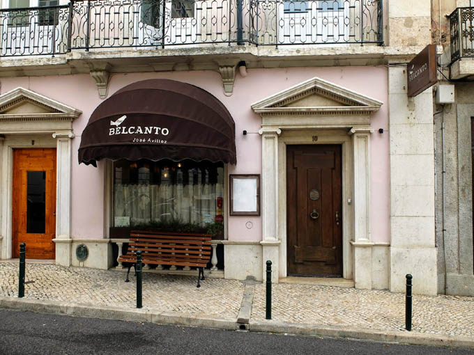 Ресторан Belcanto, Лиссабон