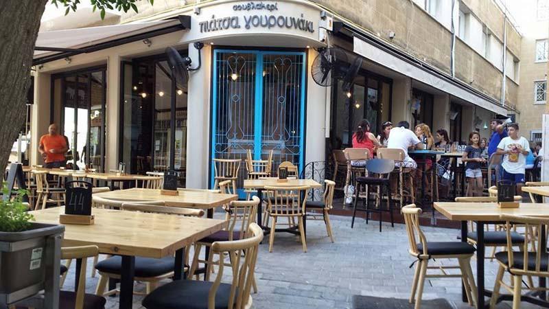 Ресторан Piatsa Gourounaki