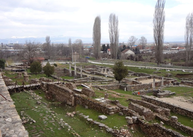 Где лучше отдыхать в Македонии: Руины Гераклеи