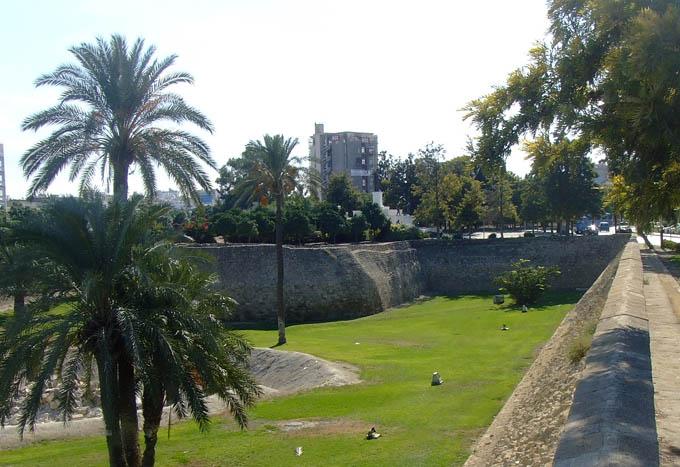 Венецианские стены в Никосии