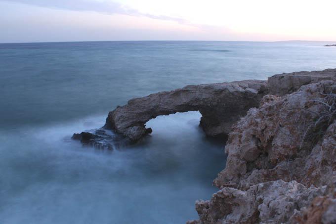 Арка влюбленных, мыс Греко, Кипр