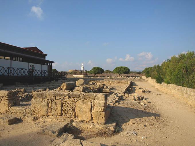 Дом Диониса, Кипр