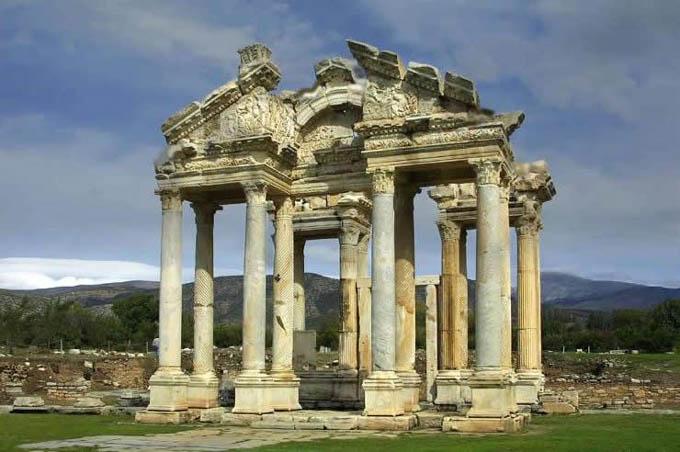 Святилище Афродиты, Пафос