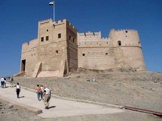 Форт Эль-Хайль