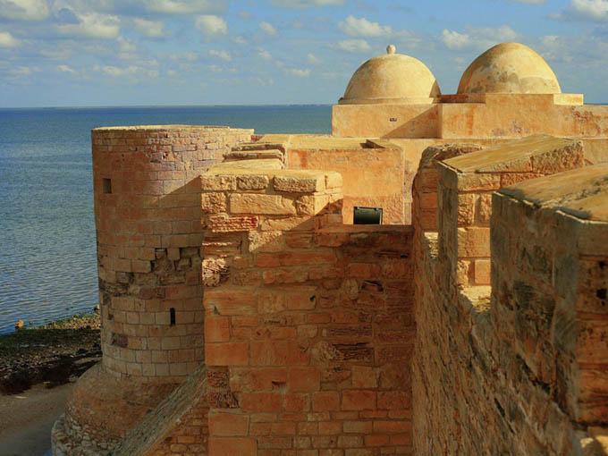 Крепость Гази Мустафы