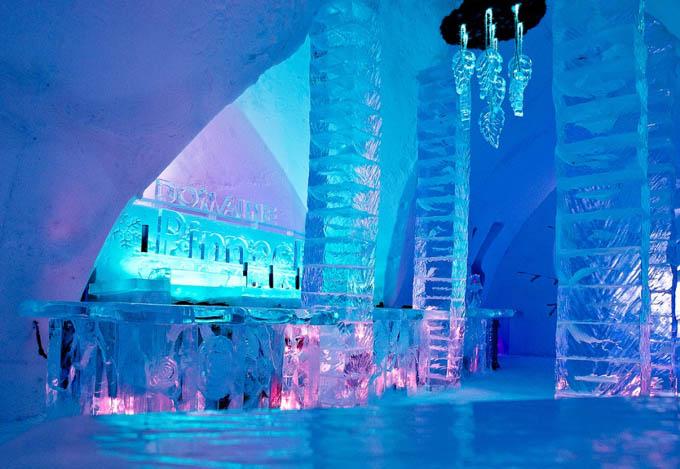 Ледяной отель, Кируна