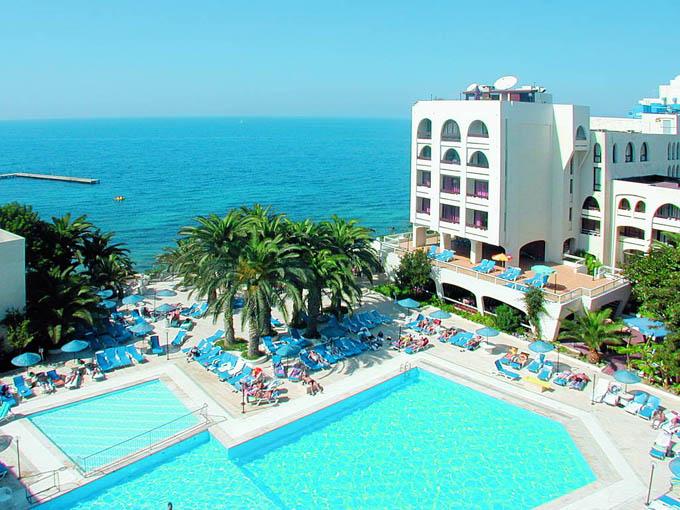 Отель Imbat