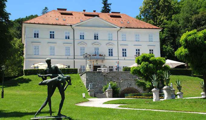 Парк Тиволи, Любляна