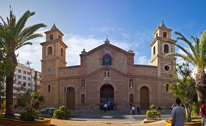 Церковь в Торревьехе