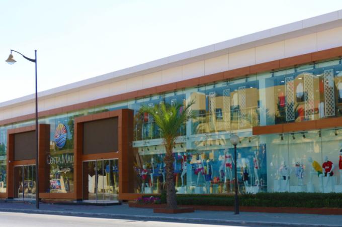 Торговый центр Costa Mall