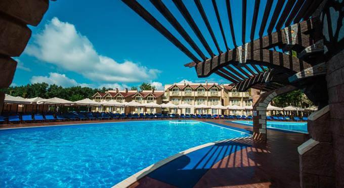 Довиль Hotel&SPA