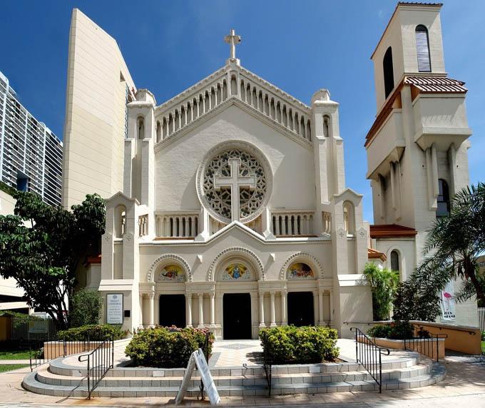 Епископский собор, Майями