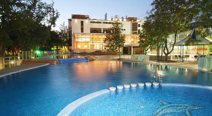 Приморье SPA Hotel & Wellness