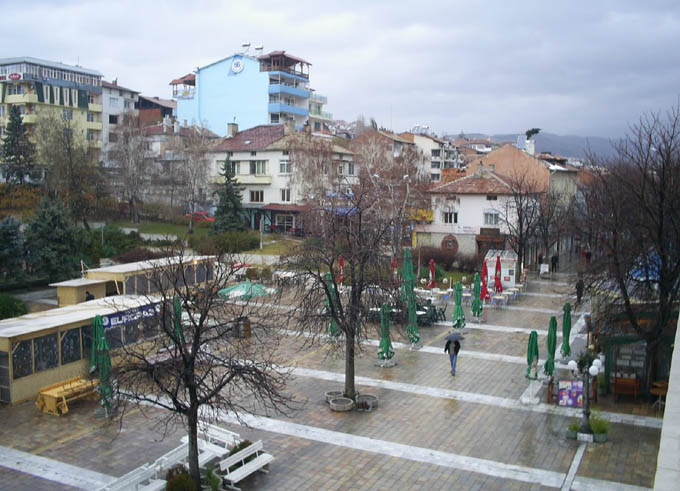 Курорт Сандански, Болгария